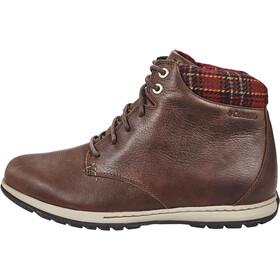 Columbia Davenport XTM Schuhe Omni-HEAT Herren hawk / british tan
